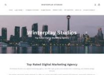 Shop Business at Winterplay Studios Inc